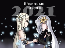 Epic Seven Fanarte 2021-Ise's Hope
