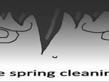 Lommemonster / Global / Pavels spring cleaning