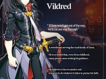 Hero Compendium - Vildred