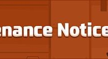 [Maintenance] 6/10 (Wed) Maintenance Notice [Completed]