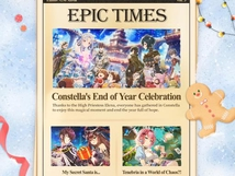 Epic Times: Magical Year End Celebration
