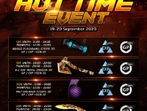 Hot Time Event - Sep 19-20, 2020