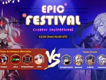 EPIC FESTIVAL: Creator Invitational Preview