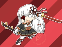 Chibi: Blood Blade Karin