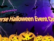 [Halloween Attendance Event Notice]