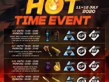 Hot Time Event
