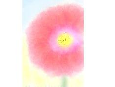 꽃그림그리기5