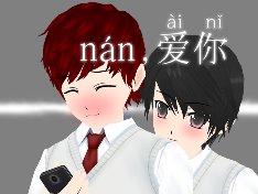 nán 爱你(nan ai ni)