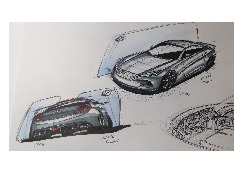 Hyundai Tuscani Redesign